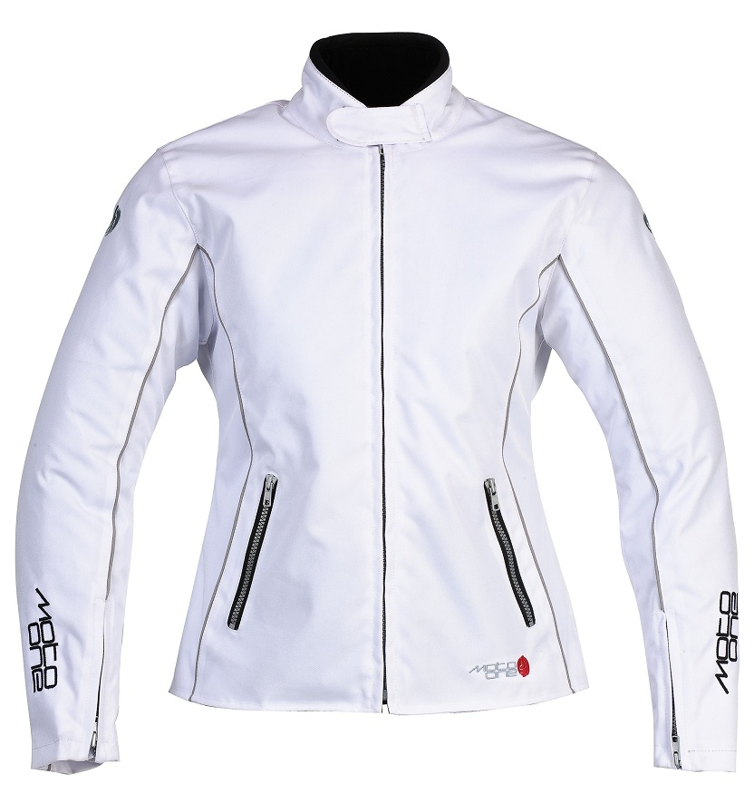 more photos f7f68 4092f Moto Giacca In Pelle Bianca Donna lKcTF1J3